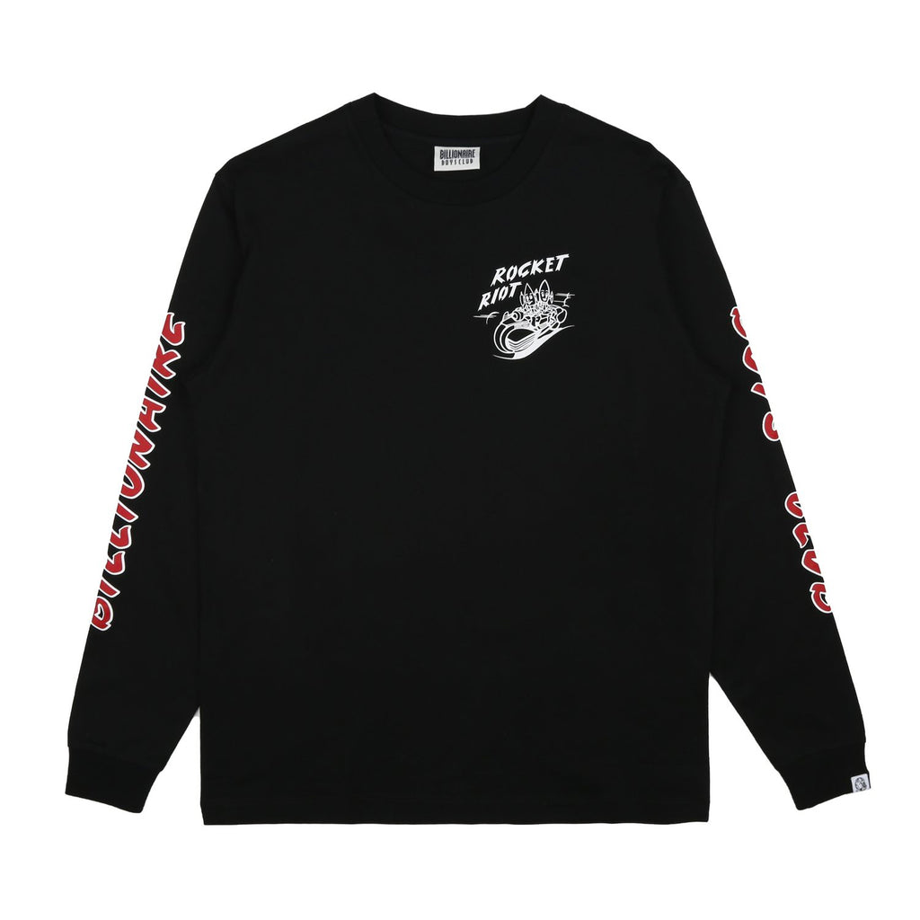 ROCKET RIOT LONG SLEEVE T-SHIRT