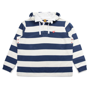 RUGBY HOODED SHIRT