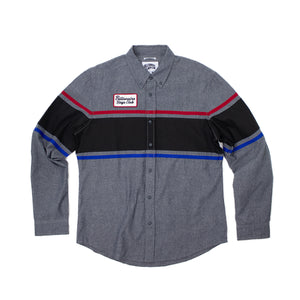 SERVICE BAY LS WOVEN