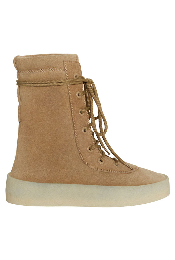 Mens Crepe Boot