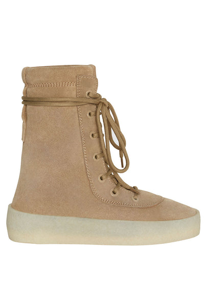 Womens Crepe Boot