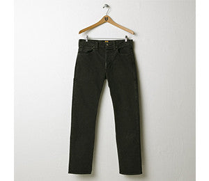 Human Made Slim Black Denim