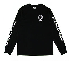 Billionaire Boys Club SPACE PROGRAM LS TEE
