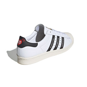 SUPERSTAR 80S HUMAN MADE SHOE CLOUD WHITE