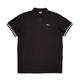 STAPLE SS POLO / BLACK / S