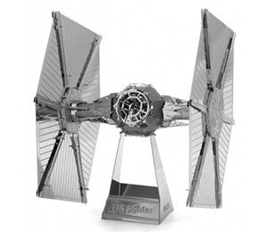 FASCINATIONS METAL EARTH STAR WARS TIE FIGHTER