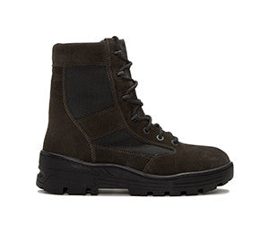 YEEZY SUEDE COMBAT BOOT OIL