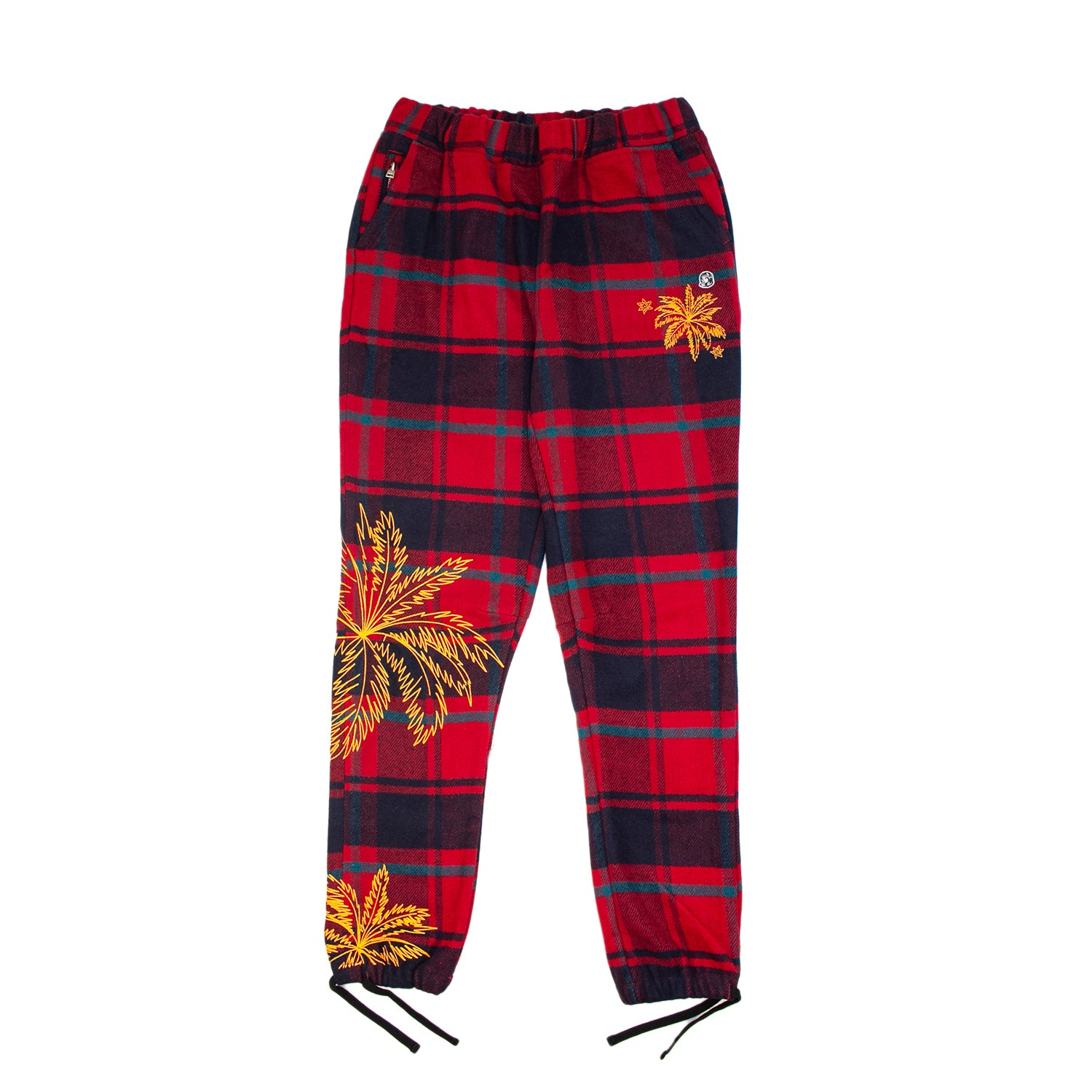 SUNRISE PLAID PANT