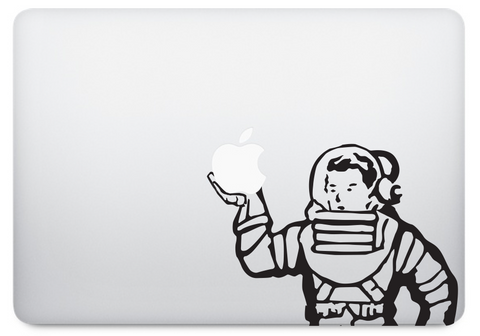Billionaire Boys Club ASTRONAUT LAPTOP DECAL
