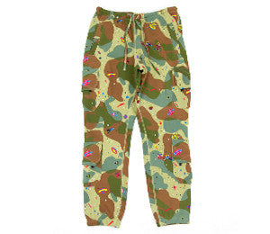 Billionaire Boys Club TERRY CARGO SWEATPANTS