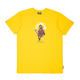 THE RICHES SS TEE / LEMON CHROME / S