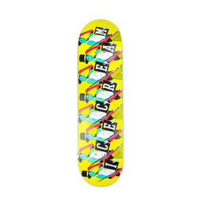 TOP HAT SKATE DECK