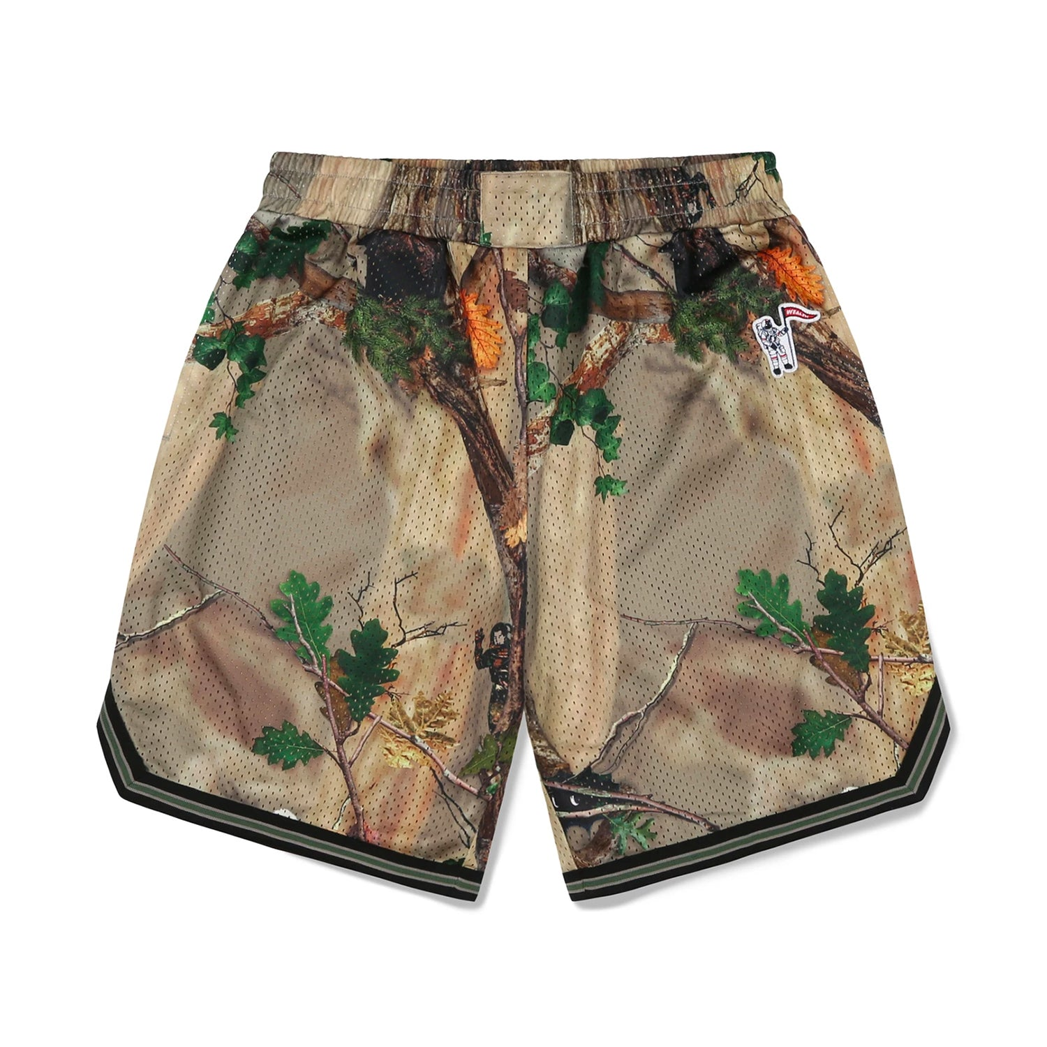 TREE CAMO BASKETBALL SHORT