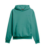 PW BASICS HOOD TRUE GREEN