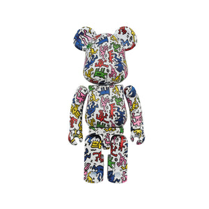 200% SUPER KEITH HARING BE@RBRICK