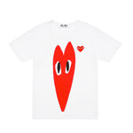 ELONGATED HEART T-SHIRT