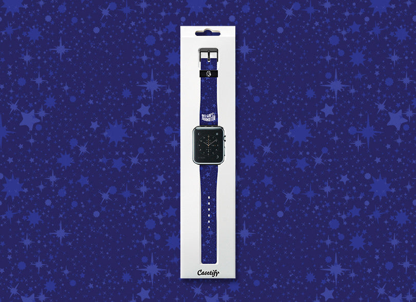 Casetify Billionaire Boys Club Starfield Apple Watch Band
