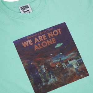 WE ARE NOT ALONE T-SHIRT
