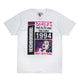 TABLOID-1 / C-TEE SS / WHITE / S