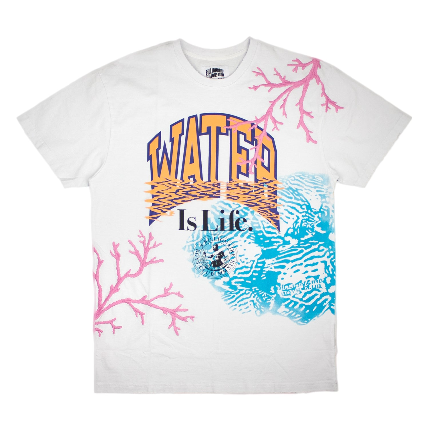 WATER LIFE SS KNIT