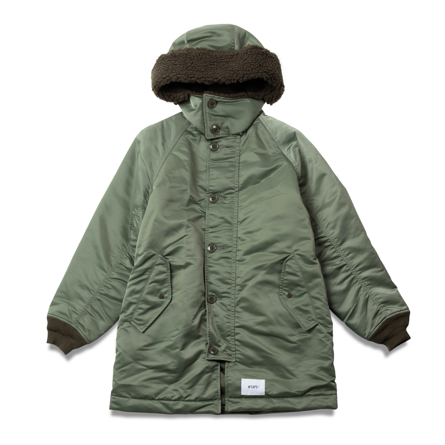 BLITZZ/ NYLON TWILL JACKET