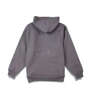 HOODED SWEAT SHIRT / KNIT