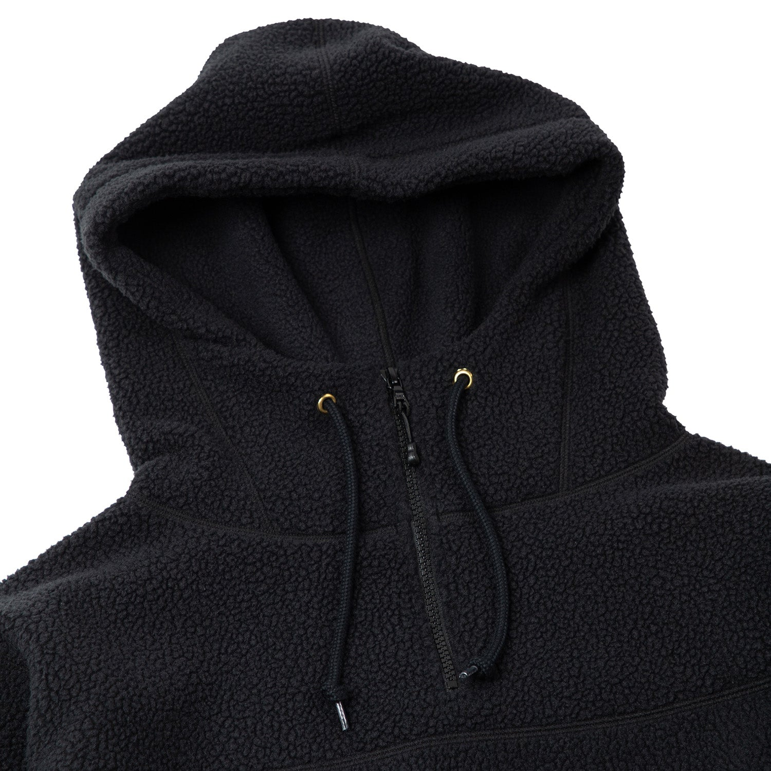 PINE CONE/ HOODED FLEECE