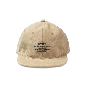 T-6H / CAP / COTTON OXFORD