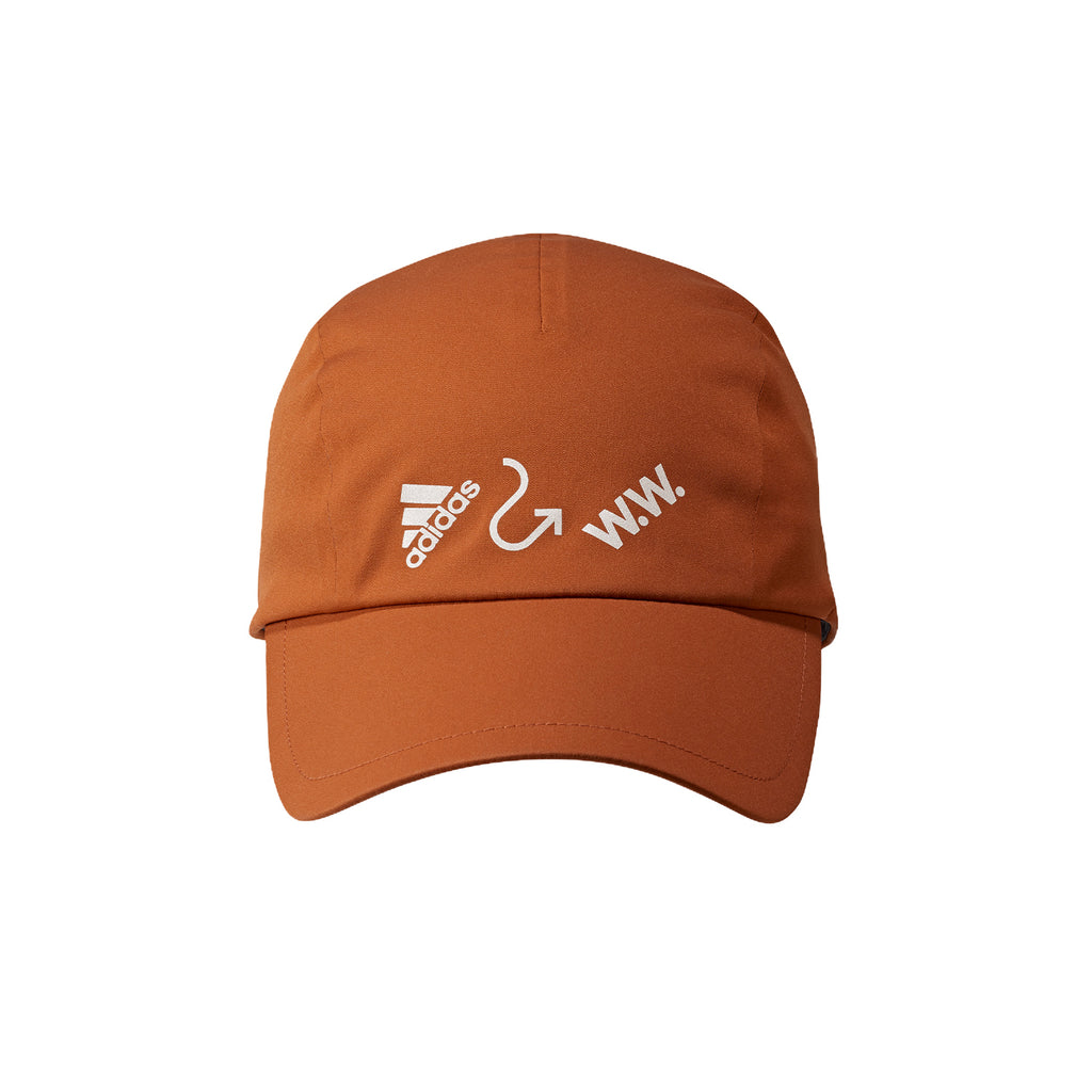 WOOD WOOD RUN CAP