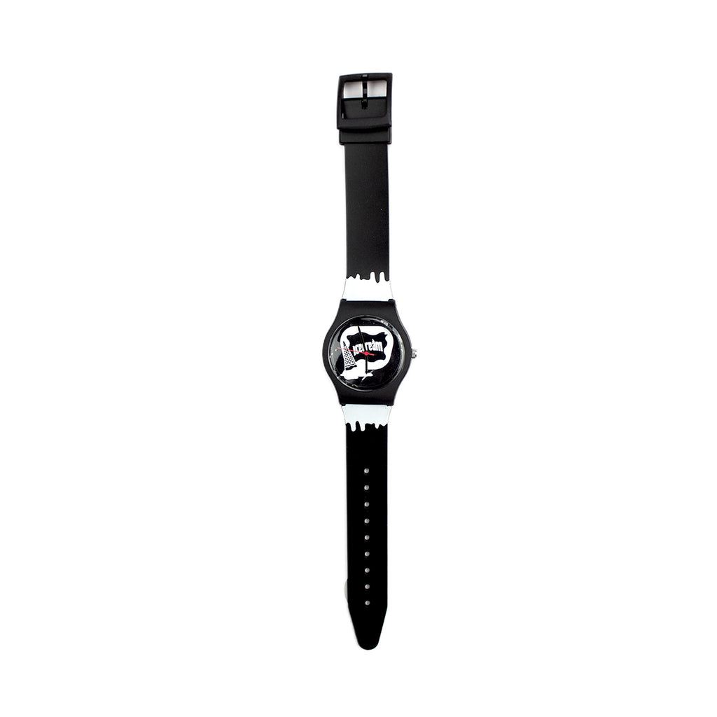 ICECREAM WATCH BLACK