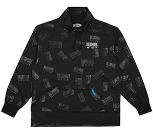 Billionaire Boys Club REPEAT PRINT PULLOVER SMOCK