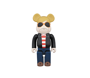 Medicom 400% 60's Style Andy Warhol Be@rbrick