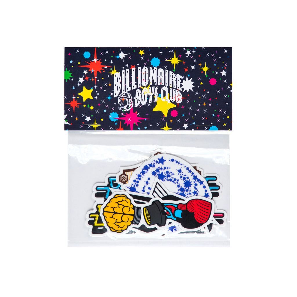 BILLIONAIRE BOYS CLUB STICKER PACK