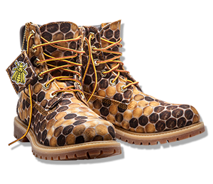 Bee Line x Timberland WOMEN'S HONEYCOMB