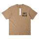 ATHLETIC T-SHIRT #2 / BEIGE / S