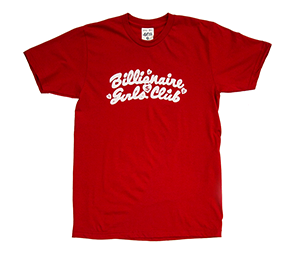 Billionaire Girls Club Heart Chaser Tee