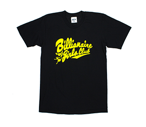 Billionaire Girls Club Whitson Tee