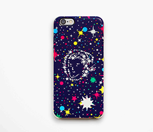 Casetify Galaxy iPhone Case