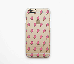 Casetify Icecream Popsicle iPhone Case