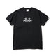 BILLIONAIRE BOYS CLUB X ANDRE SARAIVA COLLABORATION TSHIRT / BLACK / S