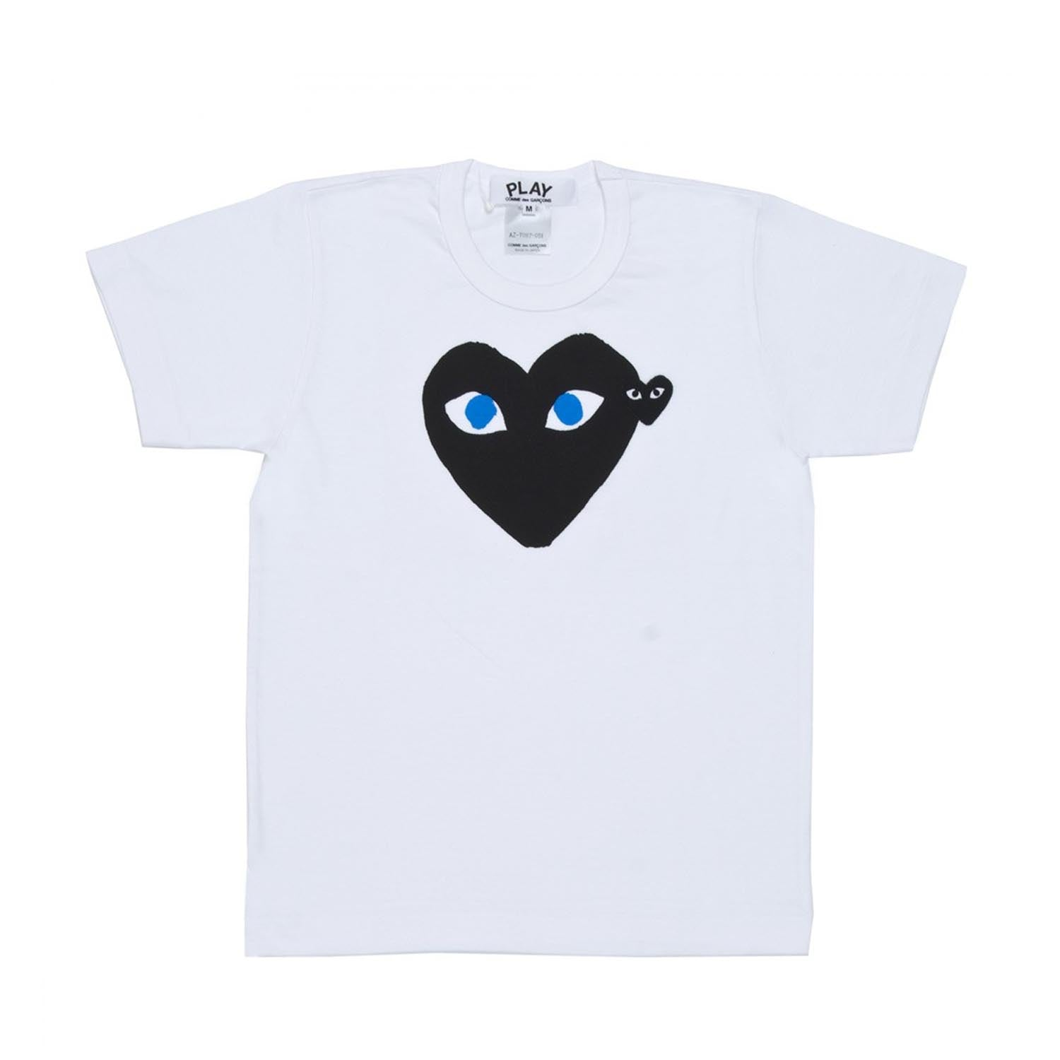 PLAY Heart with Blue Eyes T-Shirt