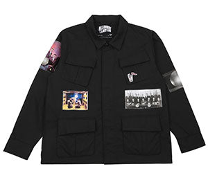 Billionaire Boys Club MILITARY OVERSHIRT
