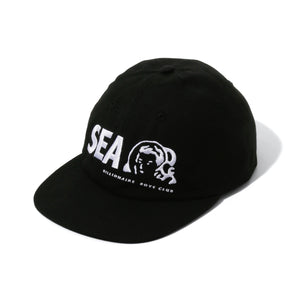 BILLIONAIRE BOYS CLUB × WIND AND SEA STRAPBACK HAT