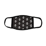 STAR TRAK FACE MASK BLACK