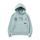 THICK-H / C-HOODED LS / MINT / S