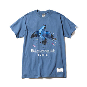 BILLIONAIRE BOYS CLUB x FDMTL BIRD TEE