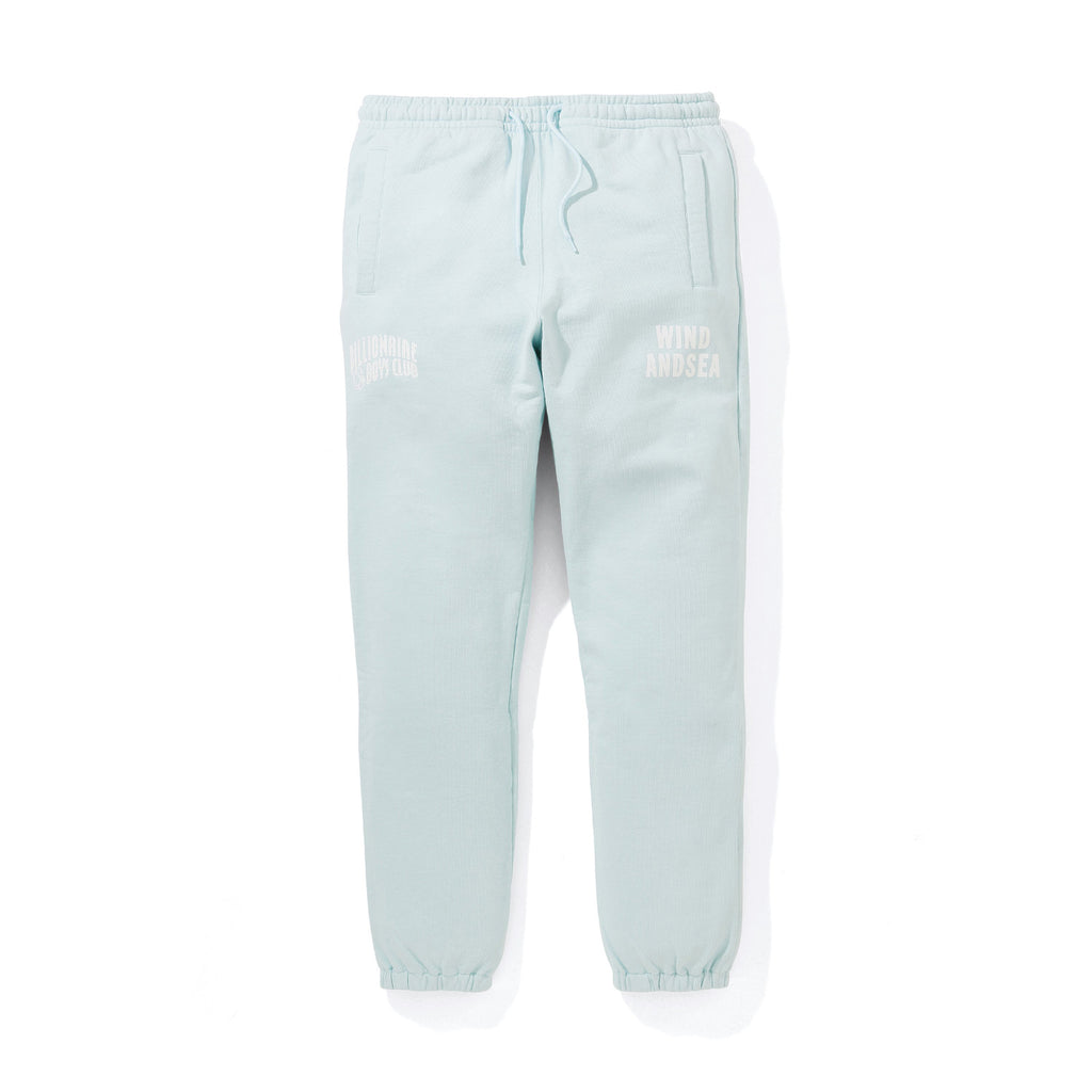 BILLIONAIRE BOYS CLUB WIND AND SEA SWEATPANTS