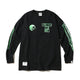 BOX L/S T-SHIRT / BLACK/GREEN / S