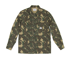 MILITARY BDU LS SHIRT