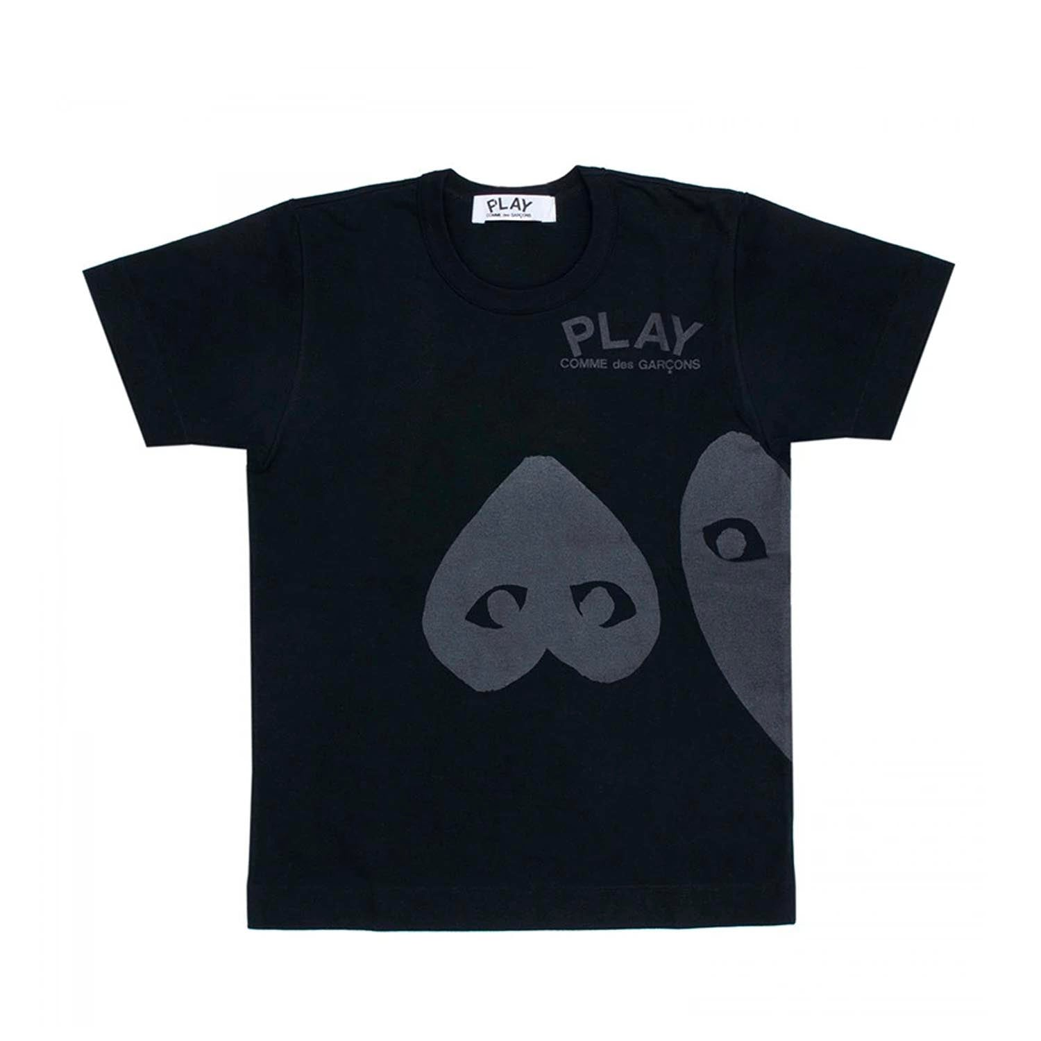 PLAY Triple Heart T-Shirt